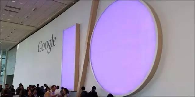我在旧金山 与你实时同步Google I/O