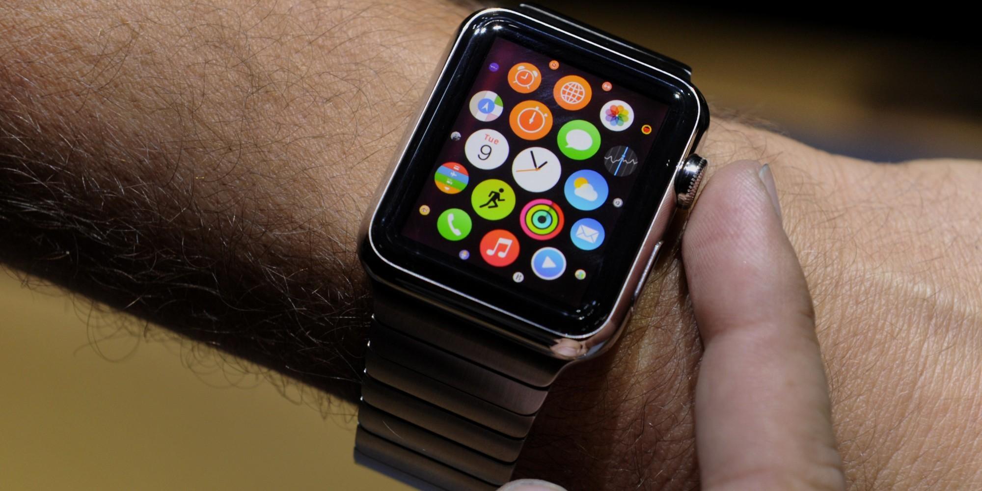 Apple Watch两个月开发的收获和掉坑