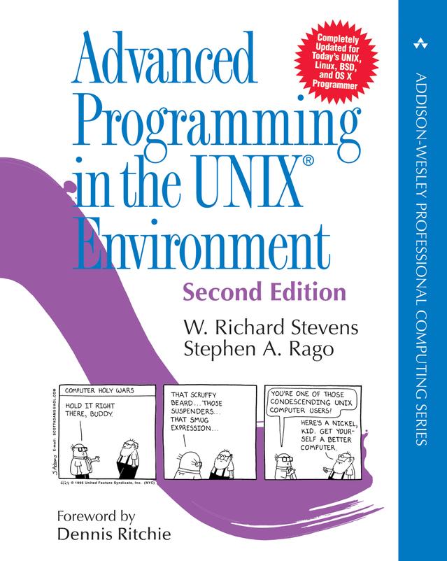 UNIX环境高级编程:Stephen Rago访谈