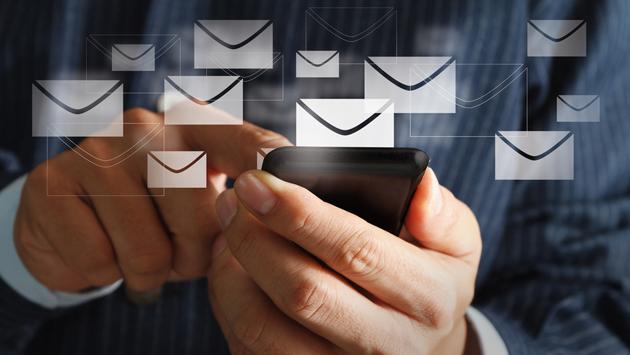 如何正确的使用手机处理邮件?