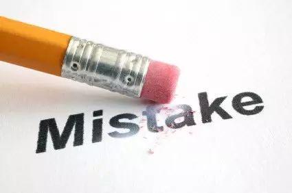 我在学习编程中犯的两个最大错误