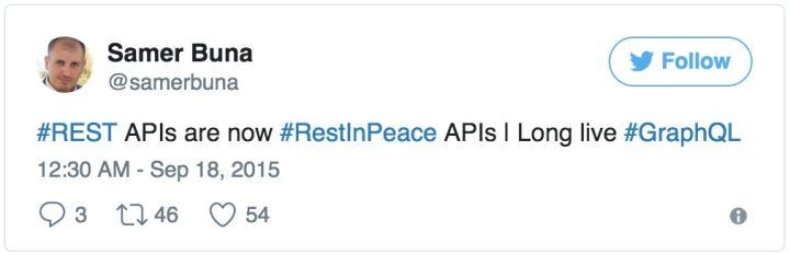 【第1080期】安息吧 REST API,GraphQL 长存