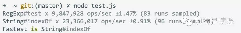 【第337期】使用Benchmark.js和jsPerf分析代码性能
